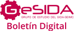 Boletín GeSIDA Logo